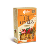 LIFE CRACKERS á la pizza RAW BIO 70 g CZ