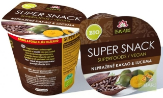 Bio SuperSnack raw kakao - lucuma 60 g