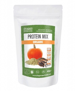 Protein mix BIO/RAW 200g - Dragon Superfoods