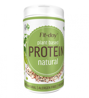 Fit-Day Protein natural