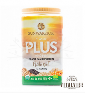 Protein Plus Bio natural, Sunwarrior