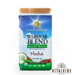Warrior Blend Mocha 1000 g RAW